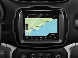 Audio e navigatori gps