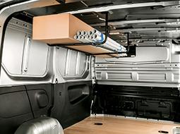 Accessori interni per veicoli commerciali