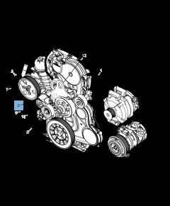 Tendicinghia regolabile per Jeep Cherokee