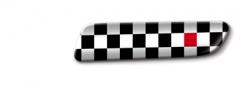 Badge Scacchi Neri