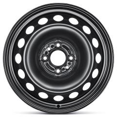 Cerchio in acciaio da 5.5J x 15'' ET32 per Fiat e Fiat Professional