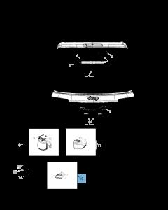 Fendinebbia per Jeep Compass