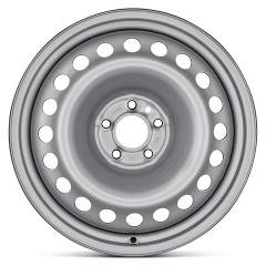Cerchio in acciaio da 6J x 16'' per Fiat e Fiat Professional