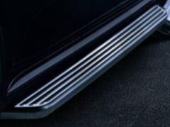 Predellini neri pedane laterali sottoporta per Jeep Grand Cherokee