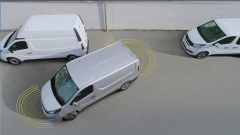 Sensori di parcheggio anteriori