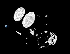 Kit frizione (spingidisco)