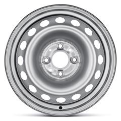 Cerchio in acciaio da 5.5J x 14'' per Fiat e Fiat Professional