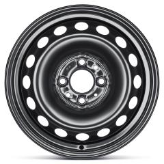 Cerchio in acciaio da 5.5J x 14'' H2 ET44 per Fiat e Fiat Professional