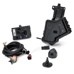 Cablaggio elettrico per gancio traino 7/13 poli per Fiat Professional Scudo